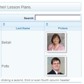Teacher View Groups